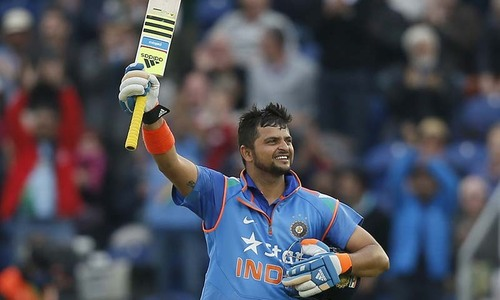 Raina powers India to victory in Cardiff ODI