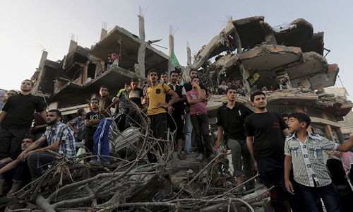 No victory for Israel despite weeks of devastation