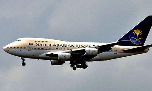 Saudi Airlines to resume operations at Peshawar airport