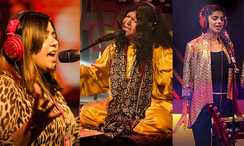 Awaiting Coke Studio: 23 artists, 22 musicians, 28 songs