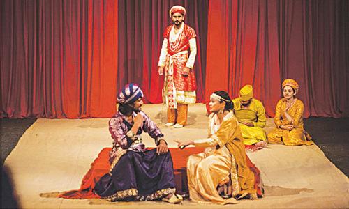 Pakistan through a Shakespearean lens
