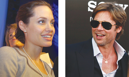 Angelina Jolie, Brad Pitt wed privately in France