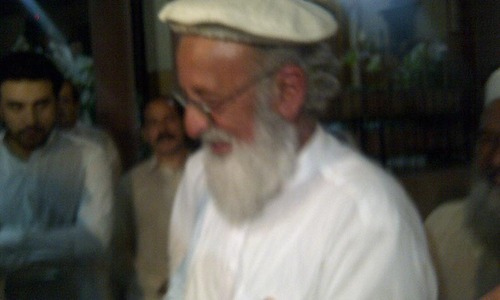 Prof Ajmal recovered after four years