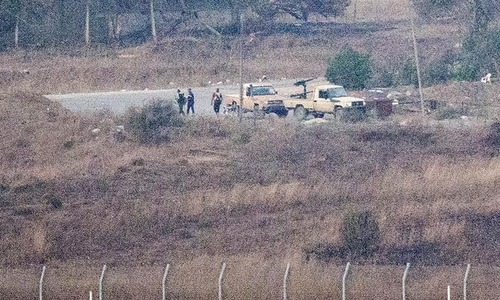 Rebels seize 43 UN peacekeepers at Golan Heights