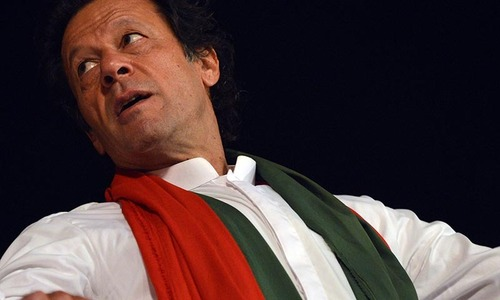 Rigging allegations: Army assures oversight of judicial commission, Imran says