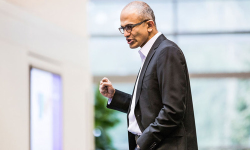 Microsoft CEO Nadella to visit China amid antitrust probe
