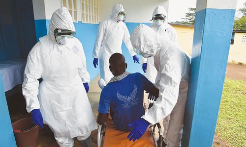 Ebola cases could eventually reach 20,000: WHO