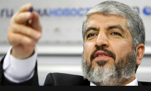 Hamas chief rules out disarmament