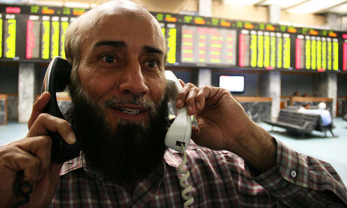 KSE-100 index picks up as political deadlock enters definitive phase