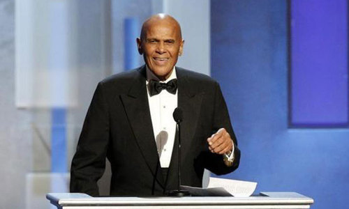 Harry Belafonte to receive honorary humanitarian Oscar