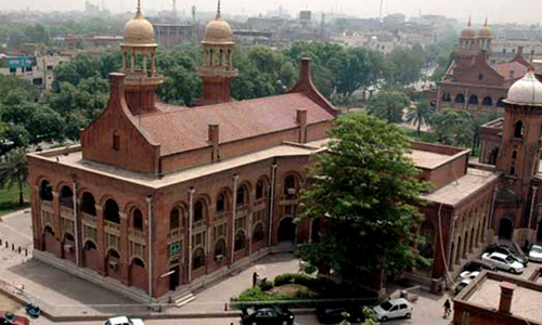 LHC admits petition seeking dissolution of assemblies