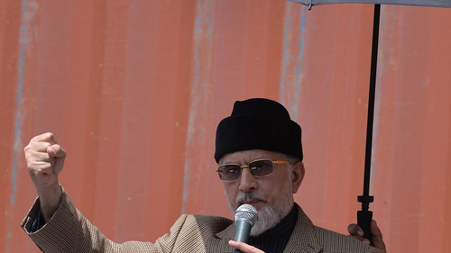 Contradiction: Government requested army involvement, says Qadri