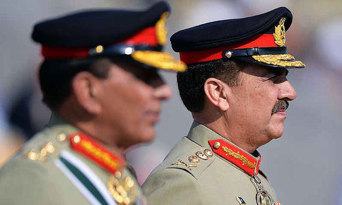 Civil-military ties, not back to square one