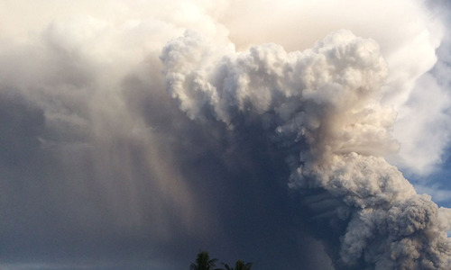 Papua New Guinea's 'killer' volcano erupts back to life
