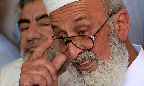 Freed Prof Ajmal taught Taliban captors' children