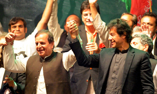 No differences with anyone in PTI: Javed Hashmi