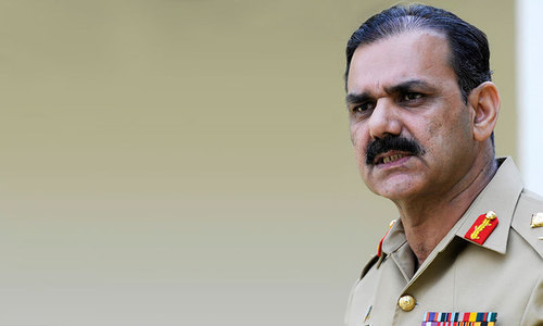 Govt asked army to play 'facilitator', says ISPR
