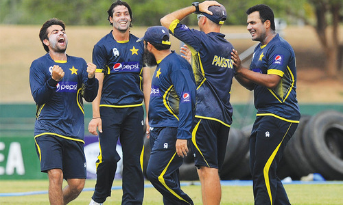 Pakistan lock horns with Sri Lanka in series-deciding battle
