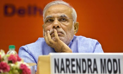 Modi says he is ready to mend ties with Pakistan