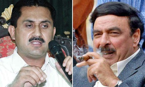 PTI lawmakers want Sheikh Rashid, Dasti to resign from NA