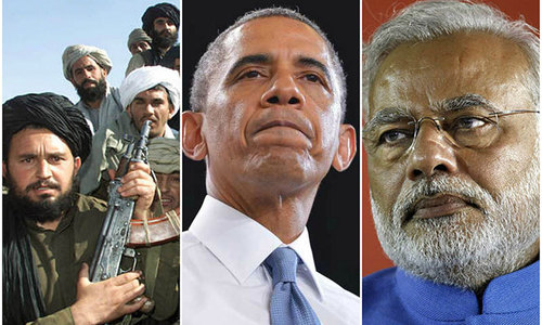 India, US more popular than extremists