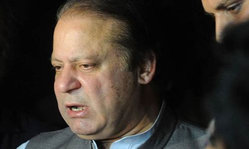 Nawaz scoffs at 'sea of empty chairs' in Islamabad