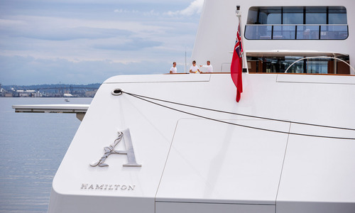 """A"" - The world's largest private yachts"