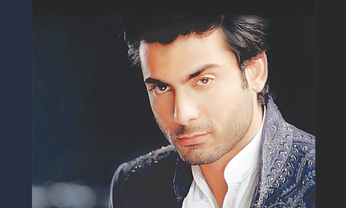 Bollywood was not on Fawad's to-do list!