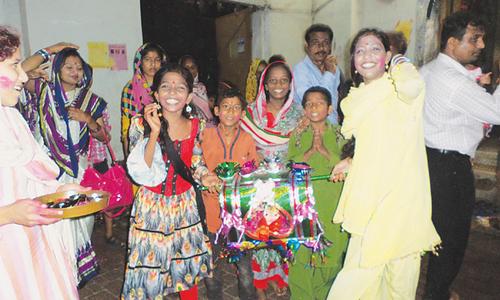 Nine-day Ganesh pooja ends
