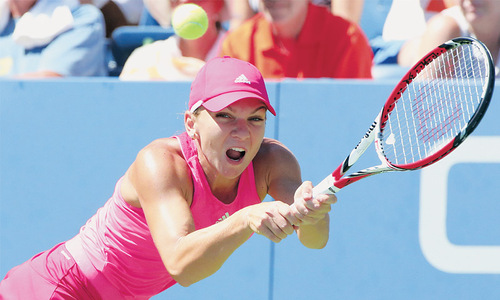 Upsets galore for women at US Open, men steady
