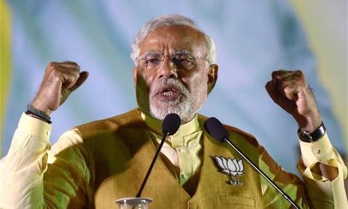 Modi's PR exercise?