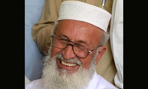 Ajmal Khan's release