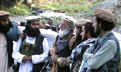 VC Ajmal Khan swapped for three Taliban, TTP chief claims