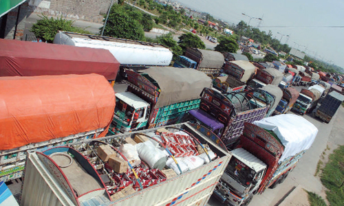 Pindi sees yet another day of road blocks