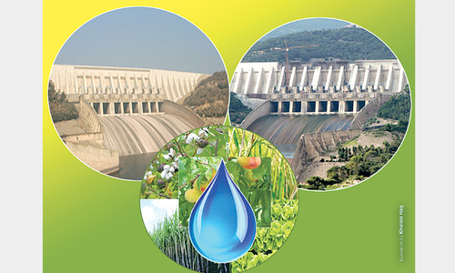 Acute shortage of irrigation water