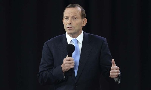 Australian PM defends helping fight Islamic State militant 'death cult'