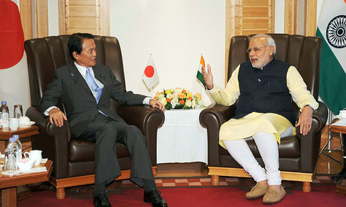 India, Japan PMs' summit to build on warming relations
