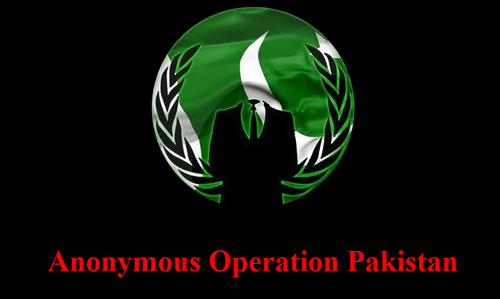 'Anonymous Pakistan' take down government sites, leak bank records