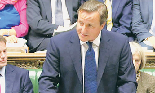 Cameron outlines plan to tighten  anti-terror measures