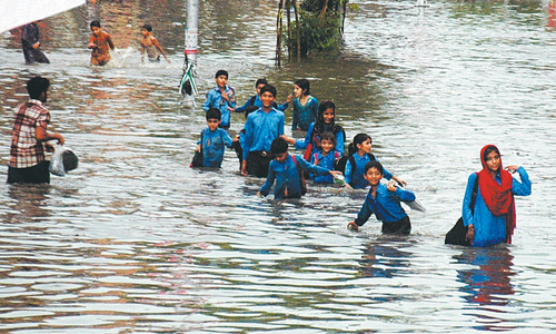Heavy rains forecast for three more days