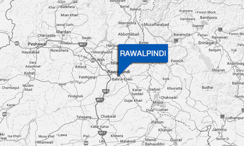 Business as usual in Rawalpindi