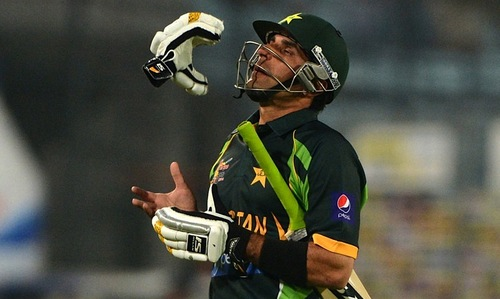 "Misbah's form ""big factor"" in Pakistan flop"