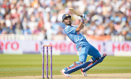 Rahane's maiden century seals ODI series for India