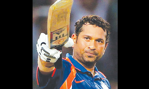 Tendulkar's autobiography set for release on Nov 6