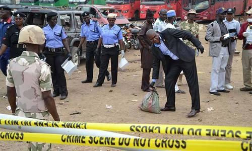 Boko Haram overruns Nigerian town; scores killed