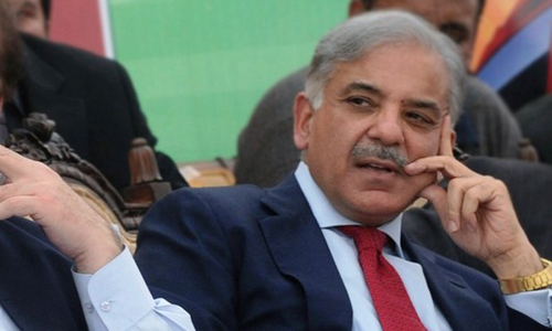 Imran can't face people: Shahbaz