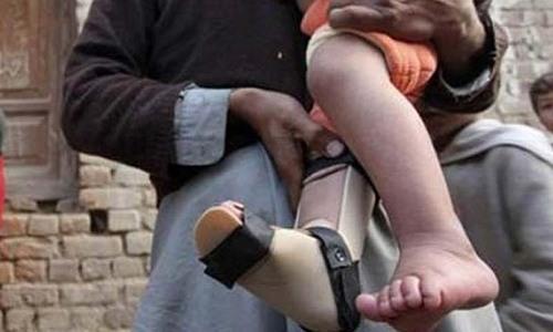 Eleven new polio cases detected in KP, Fata