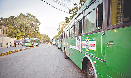 36 reconditioned CNG buses 'launched' by CM