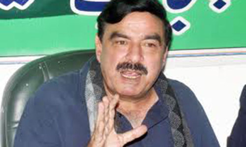 More litigation likely, Sheikh Rashid tells SC