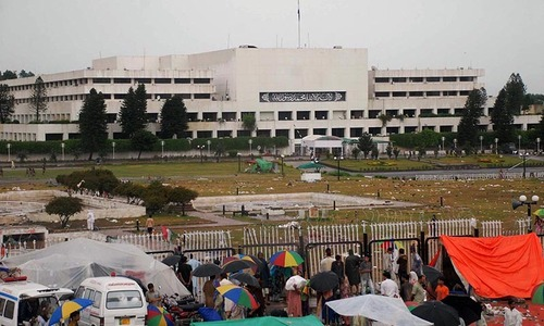 PAT clears access to Pak Secretariat